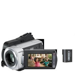 Camescope sony sr-45 hdd 30go
