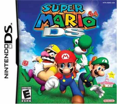 Jeux Nintendo DS (Cartouches)