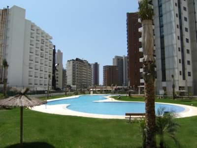 Vacances à benidorm (Espagne)