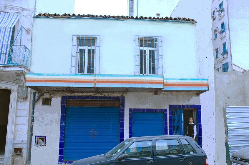 Alger centre R+1