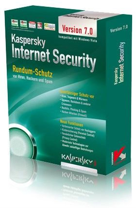 KASPERSKY INTERNET SECURITE 2011