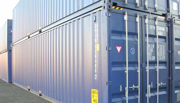 je cherche  des Containers