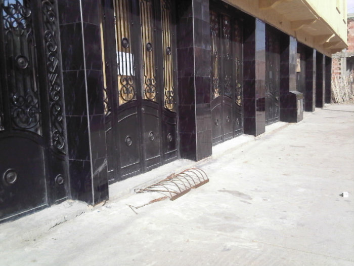Salle d'Exposition à Ain Temouchent