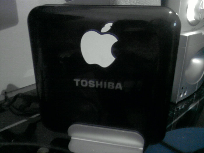 Disk Dur Externe TOSHIBA 640 Gb