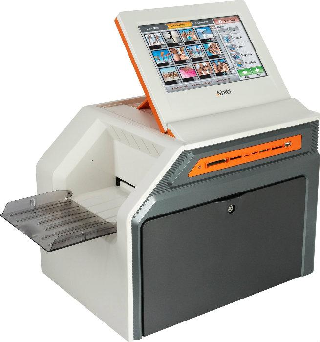 Minilab Kiosk HITI P510i
