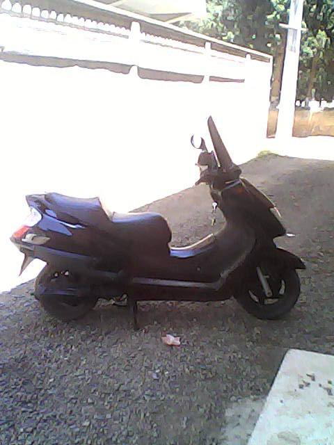 Scooter Honda Pentium