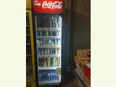 Présentoir Coca Cola