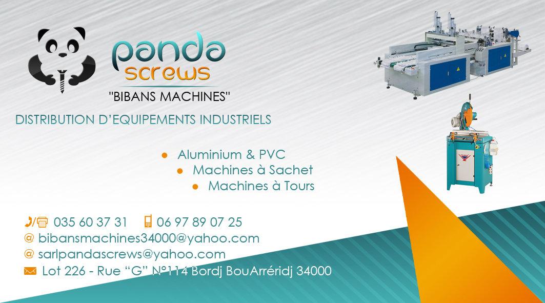 Machines à Aluminium & PVC