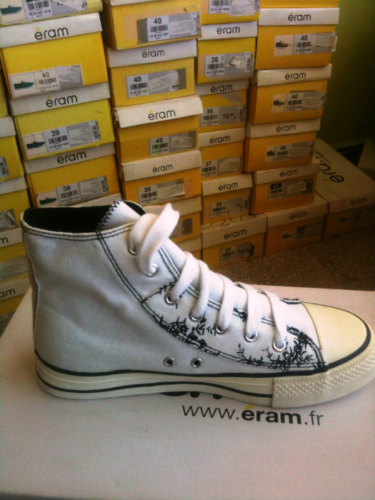 Chaussures Style Converse en Gros