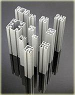 Profilé aluminium neuf