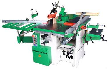 Machine Combiné à Bois