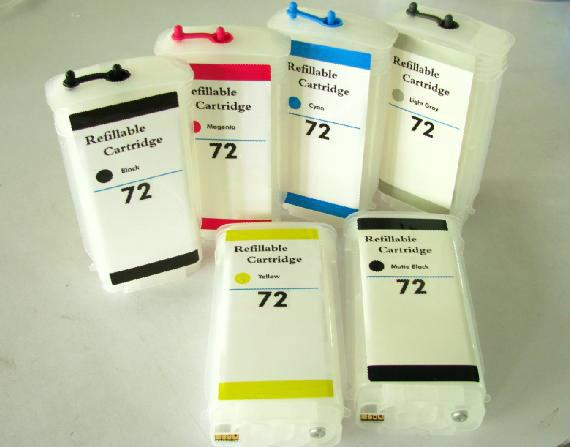 Cartouche Rechargable HP940/HP72