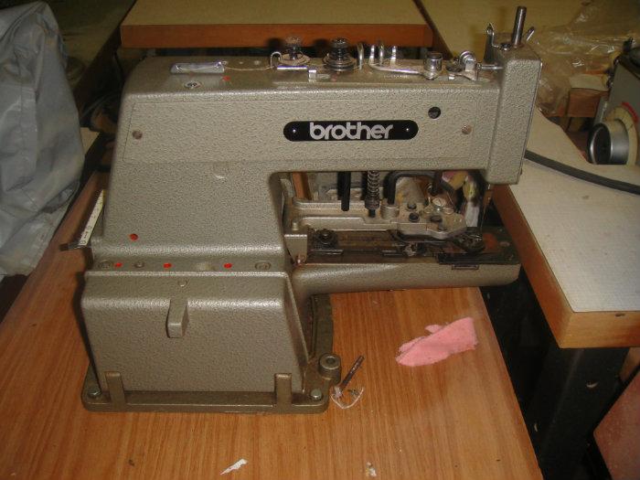 Machine de Broderie