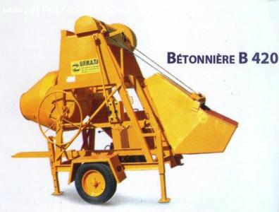 Bétonnière  Enfmtp bejaia