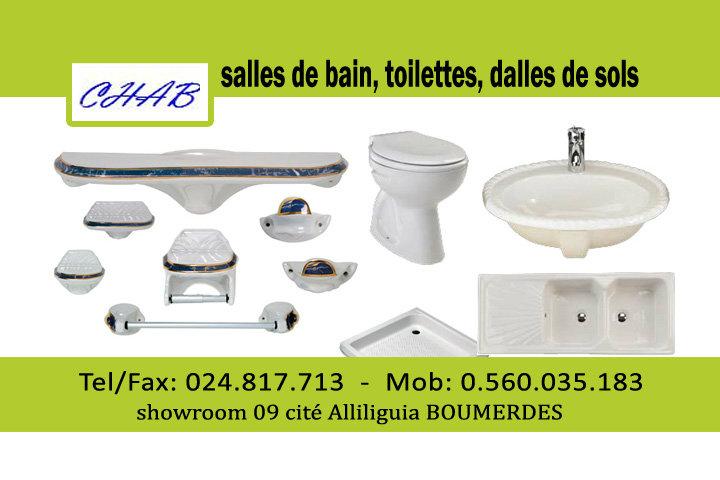 Liquidation Accessoires salles de bain import Égypte