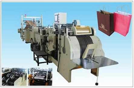 Machine de fabrication de sac en papier en algérie