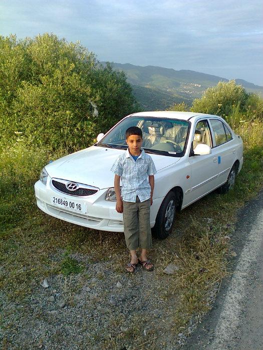 سيارة  Accent GLS