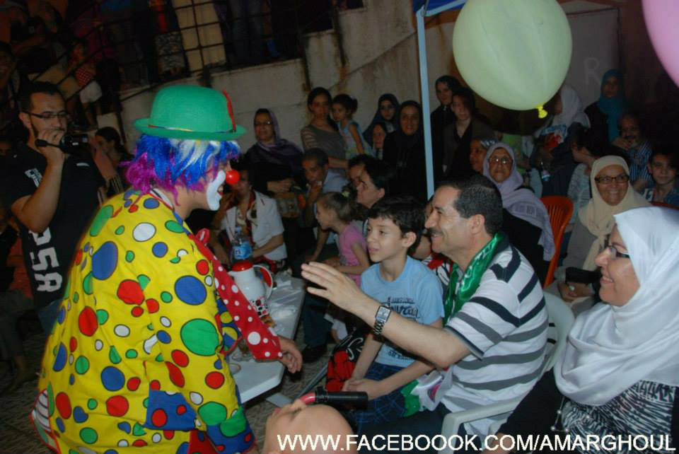 Clown Alger /Anniversaire /Disc jockey