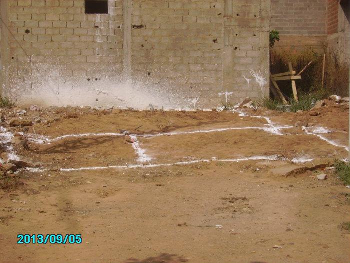 ارضية صالحة للبناء متواجدة بقرية بودوخة بلدية عين قشرة ولاية سكيكدة