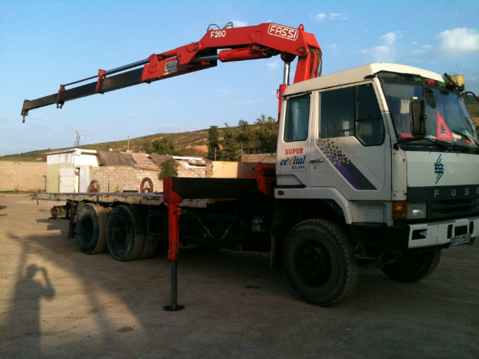 Camions grue
