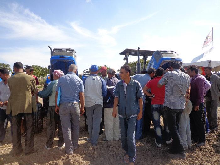 Tracteurs SONALIKA - SONAGRI