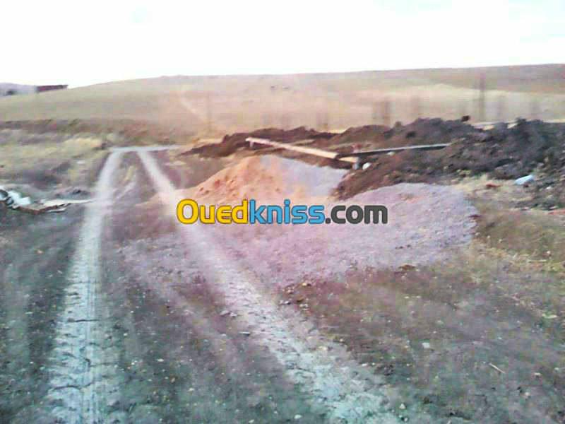 Terrain Bordj-Bou-Arreridj Ras el Oued