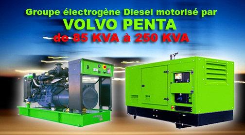 Installation Et Maintenance Groupe Électrogène Et Pièce De Rechange