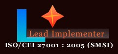 Formation ISO/CEI 27001:2013  Lead Implementer (SMSI)