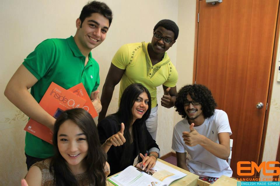 معهد EMS  لتعلم اللغة الانجليزية