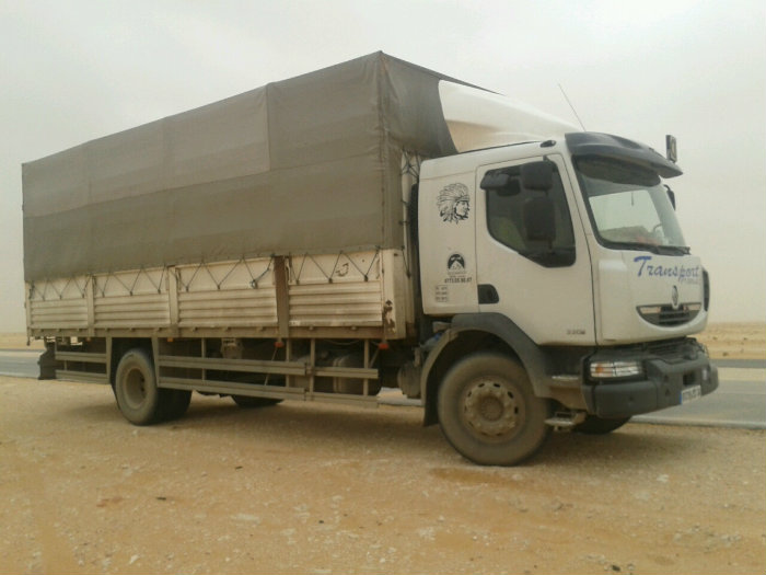 Camion 10T