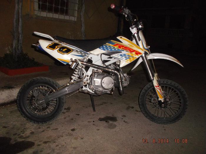 Moto Vitesse RsR kawasaki France