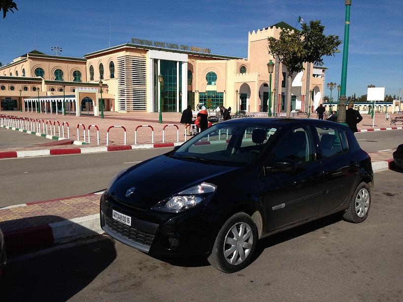 Agence locationa de voitures ANISTOUR Tlemcen Algerie