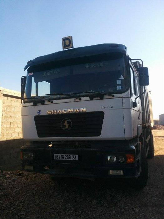 Camion Shakman