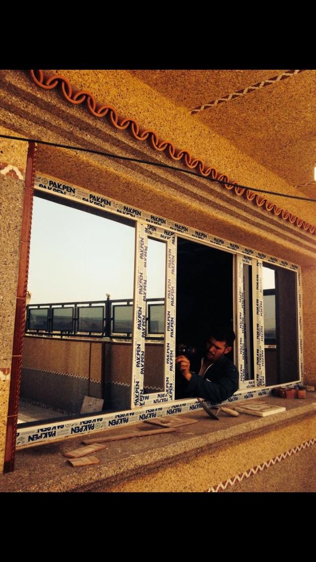 Fenêtre PVC, porte, volet, double vitrage