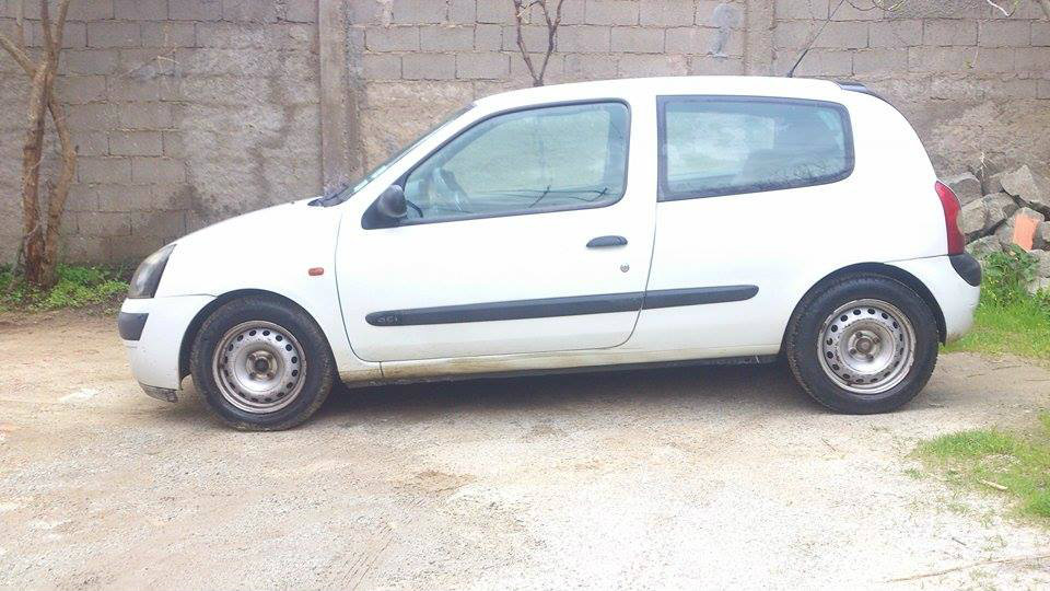 Clio  DCI Z2 porte