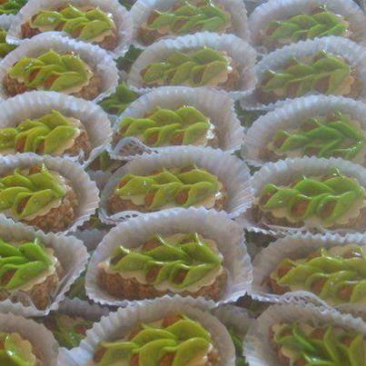 Fabrication des gâteaux traditionnel Seddouk