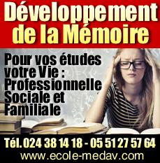 Technique de développement de la mémoire
