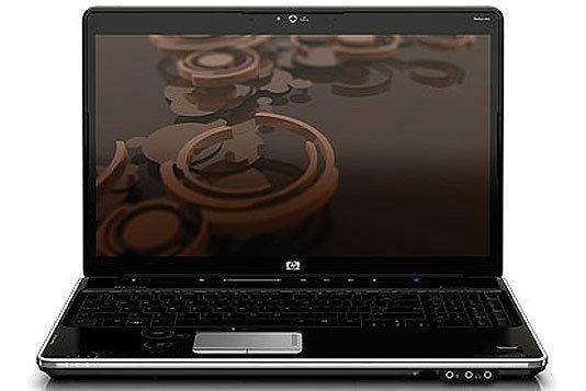 حاسوب المحمول من نوع HP dv6