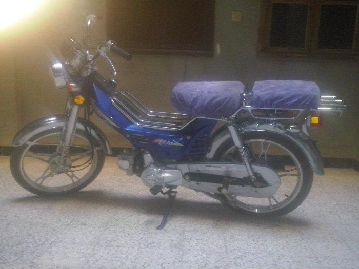 دراجة نارية من نوعLIFAN-110 بباتنة