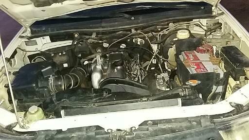 سيارة ميستوبيشيl200 الصنع2008