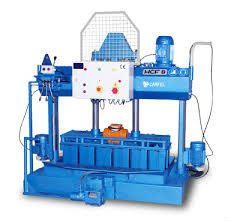 ANSEJ , CNAC , ANDI ...) آلات صناعة الطوب الخرساني