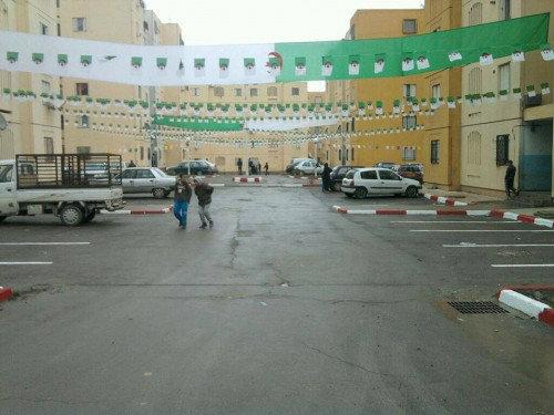 شقة تتكون من 03 غرف بحي محمد بوضياف