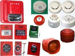 أنذار الحريق Fire Alarm Systems