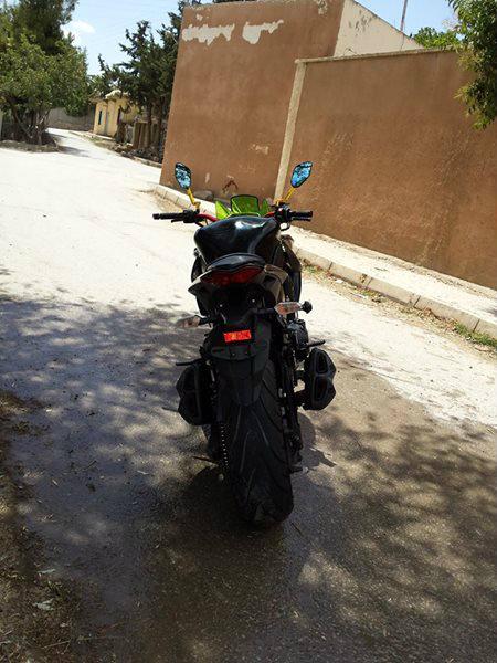 دراجة نارية kawasaki