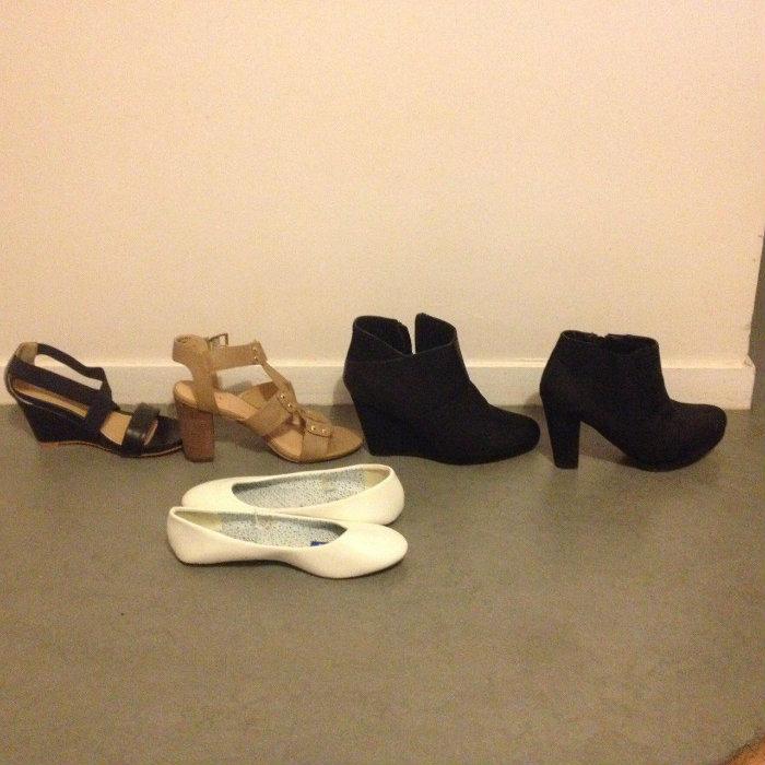 Chaussure occasion excellent état Zalando