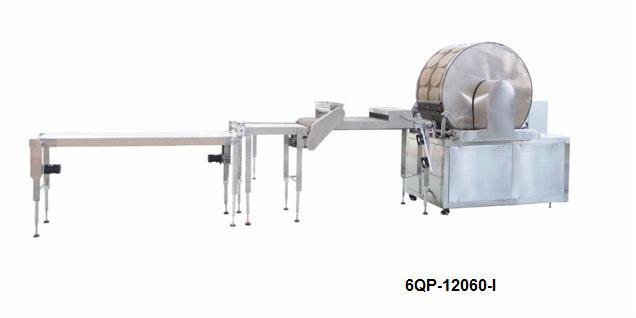 Machine pour production Dioul (feuille de printemp)