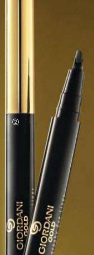 أحدث أي لاينر كاليجرافي + ماسكارا جيورداني  لطول مثالي