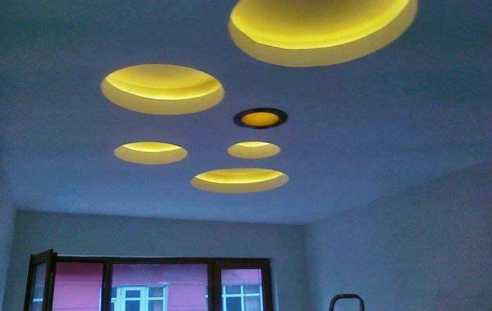 Décoration et Faux plafond en BA13