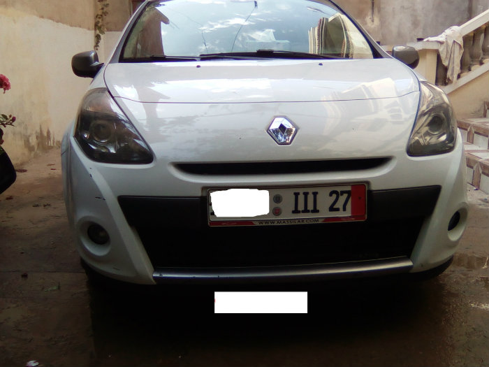 Renault Clio 3 Night and Day 2011