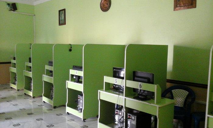نادي انترنت سيبار كافي